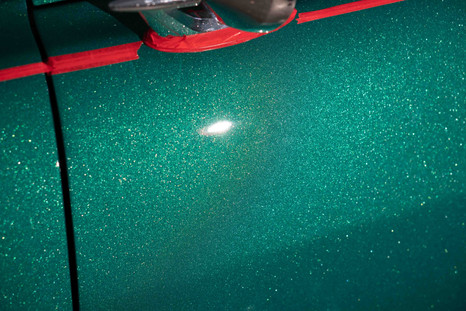 Paint Correction Regina Car Detailing
