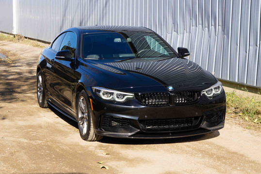 BMW 440i CQuartz Unleashed Auto Care Regina