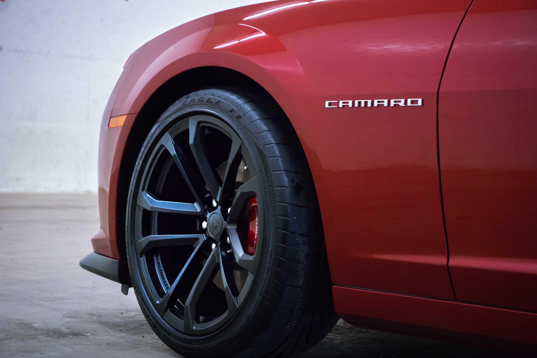 Camaro 1LE 1SS - Unleashed Auto Care