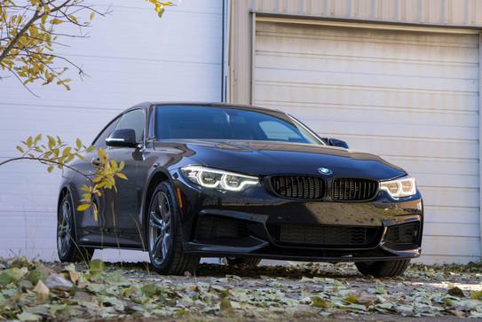 BMW 440i CQuartz Unleashed Auto Care Regina