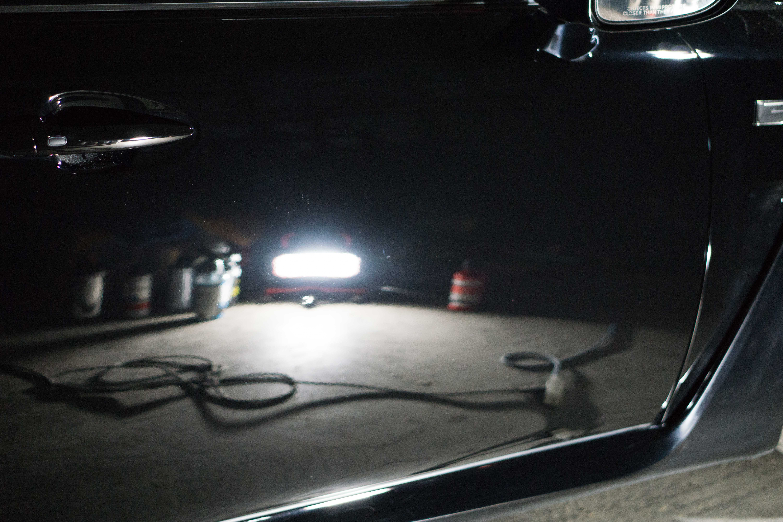 After Polishig - Lexus IS-F