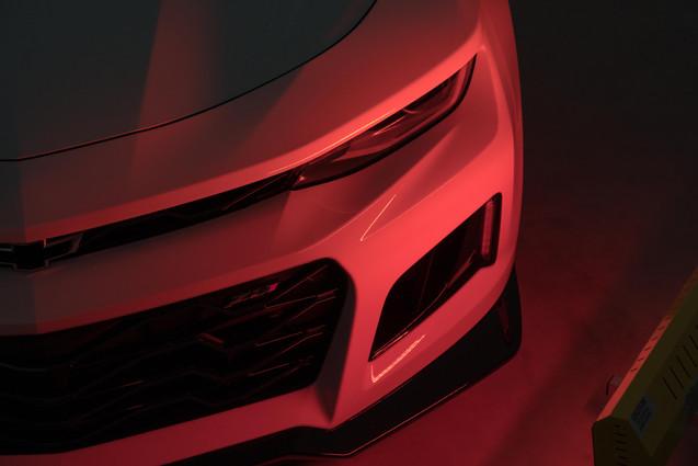 Camaro ZL1 - CQuartz Finest Reserve - Unleashed Auto Care
