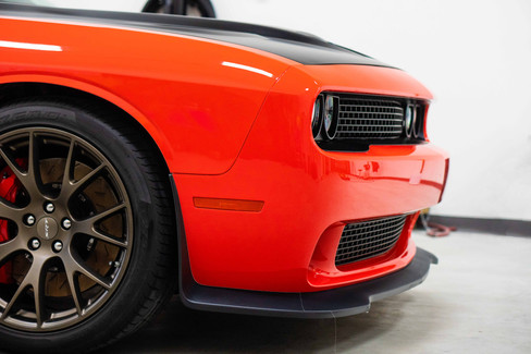 Dodge Challenger Hellcat Unleashed Auto Care Regina