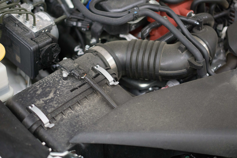 Subaru STI - Before