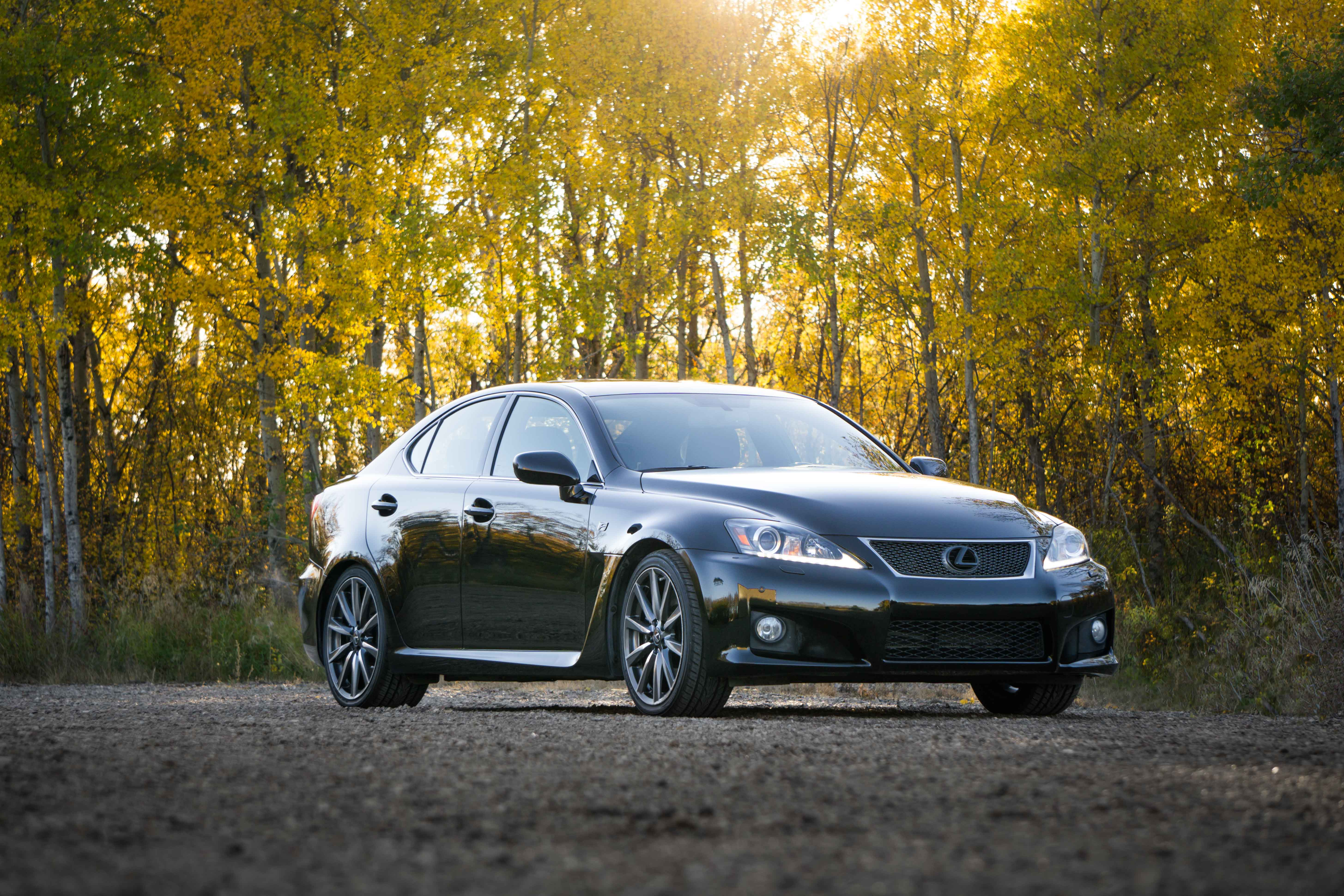 Lexus IS-F | Unleashed Auto Care