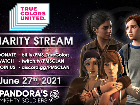 PMS  Event Charity : True Colors United