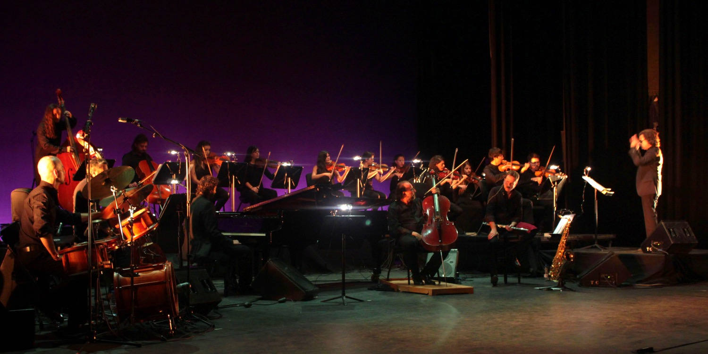 Camerata Flamenco Project y la camerata Arcangello Corelli Teatro Cervantes de Malaga