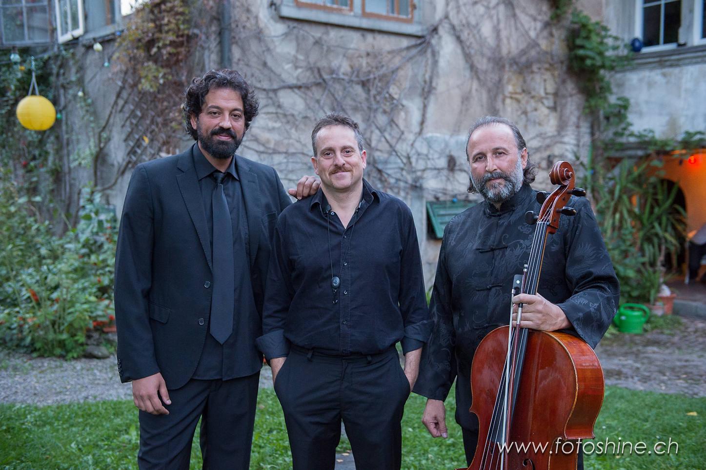 Camerata Flamenco Project en Picolo Festival Zurich