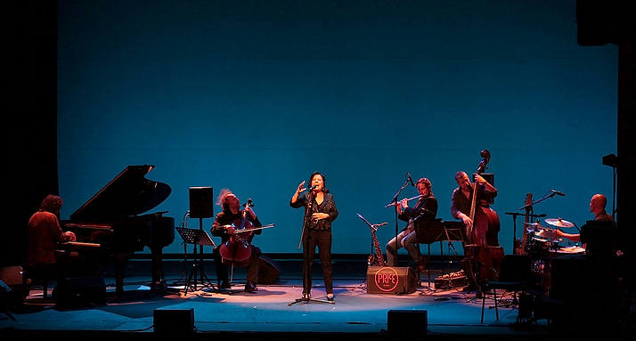 Camerata Flamenco Project en el Festival de Jazz de Madrid