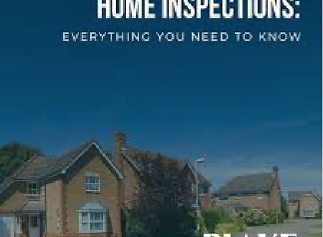 Don't assume all home inspectors do a thorough job and catch all important problems