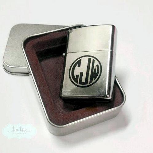 Simple - Personalized Monogram Lighter