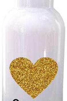 Glitter - Personalized Water Bottle Item #WB08