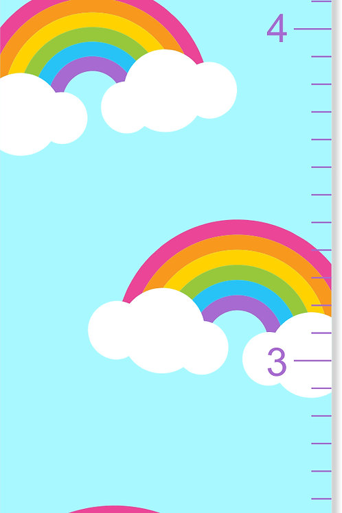 Rainbow - Personalized Growth Chart