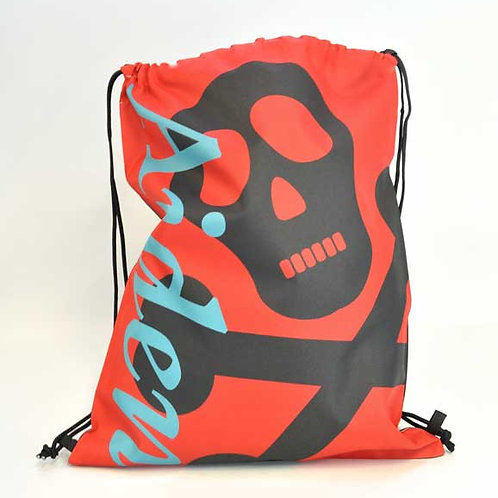 Skull - Personalized Draw String Bag