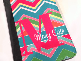 Personalized iPad Smart Folio Cases