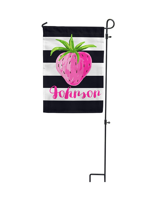 Strawberry - Garden Flag