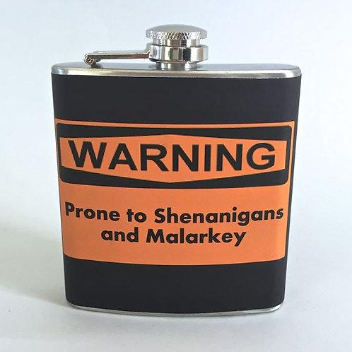 Stainless Steel Flask Item #ssf1007