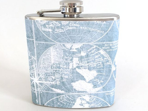 Stainless Steel Flask Item #ssf1005