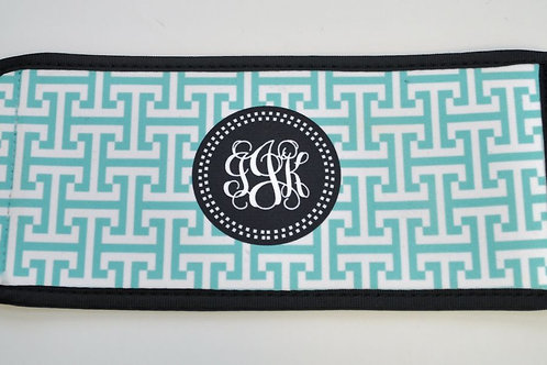 Roman Key - Personalized Can Koozie
