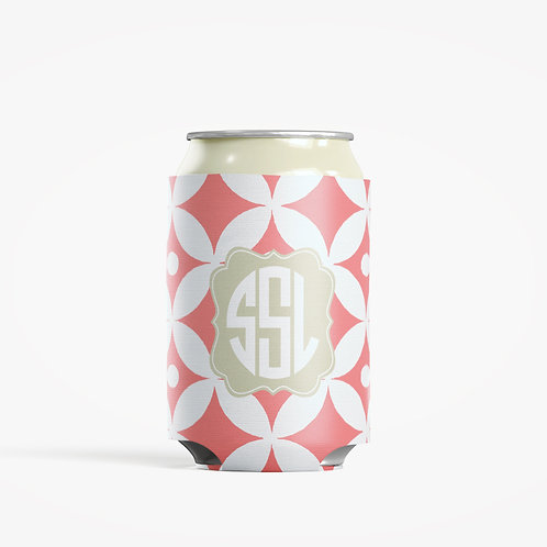 Diamonds - Personalized Can Insulator Coolie