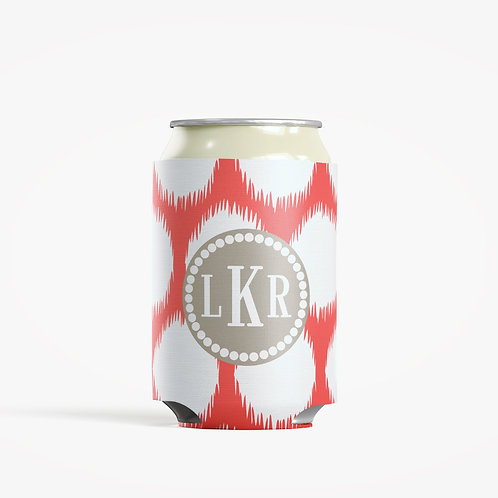 Circle iKat - Personalized Can Insulator Coolie