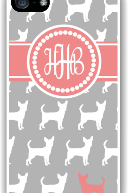 Puppy Crew - Personalized iPhone 6 Case