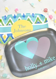 Personalized Wine Totes - Personalized Wedding Gifts