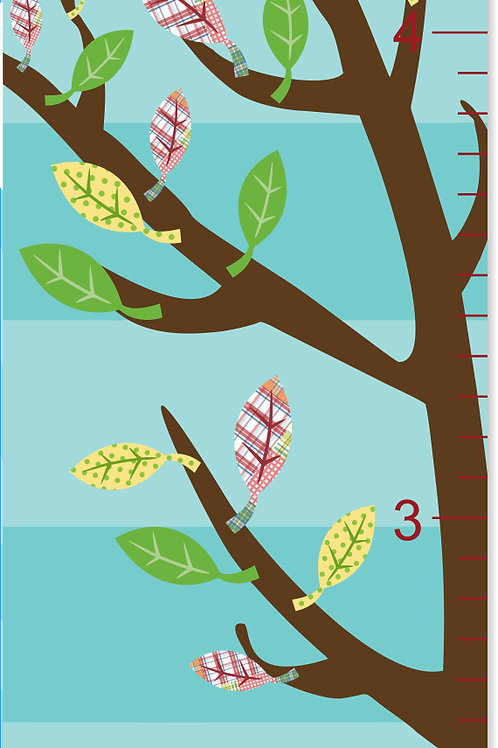 Tree - Personalized Growth Chart