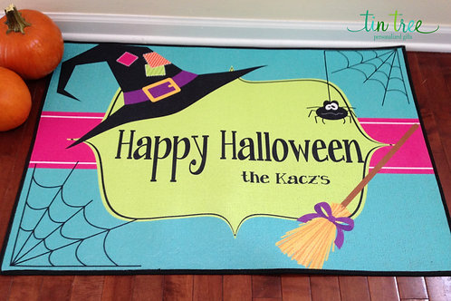 Halloween Door Mat