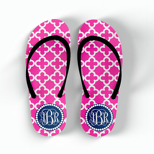 Clubs - Personalized Flip Flops