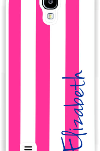 Hot Pink- Personalized Samsung S4 Cases