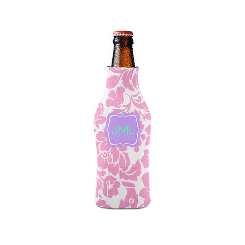 Floral - Personalized Bottle Insulator