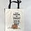 Thumbnail: Candy Pumpkin - Personalized Canvas Halloween Tote