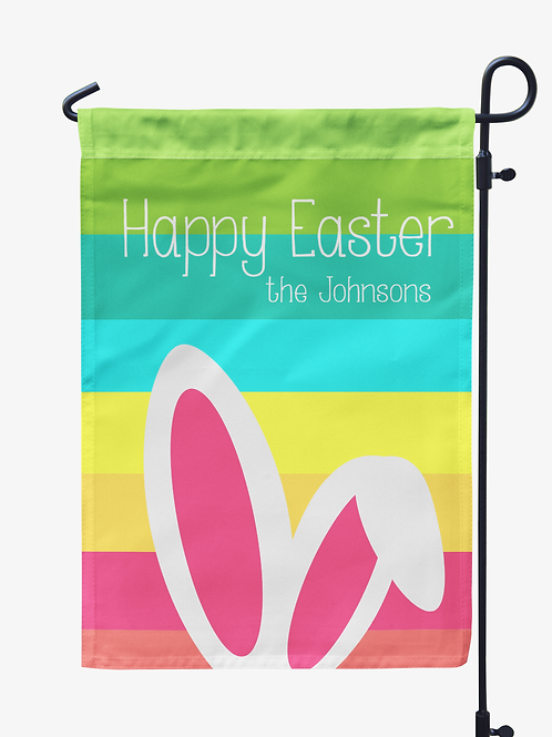 Bunny Ears - Easter Garden Flag
