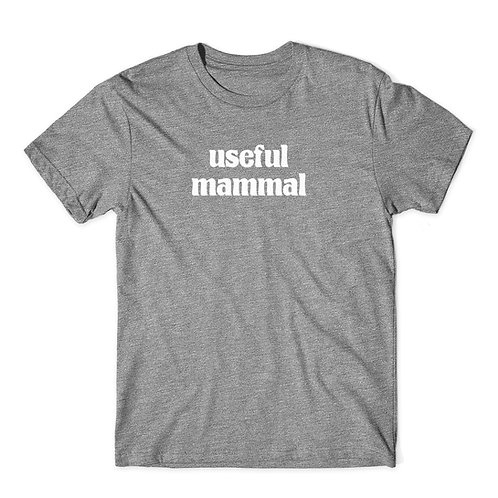 Useful Mammal - T-shirt | Tin Tree Gifts Apparel