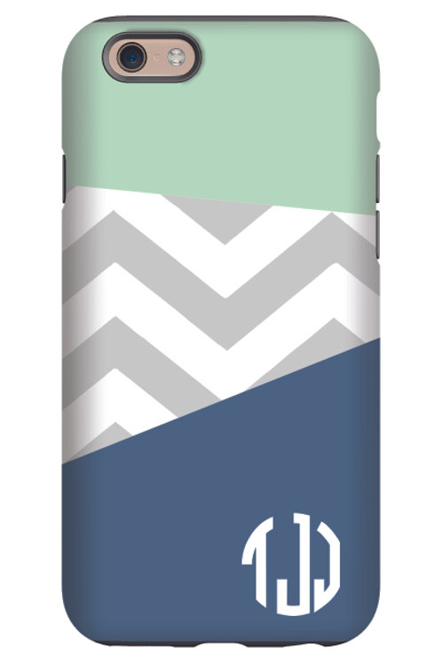Express Chevron - Personalized iPhone 6 Case #53