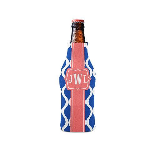 Trellis - Personalized Bottle Insulator