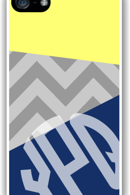 Express Chevron - Personalized iPhone 6 Case