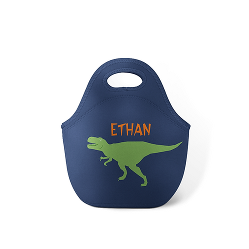 Dino - Personalized Lunch Tote