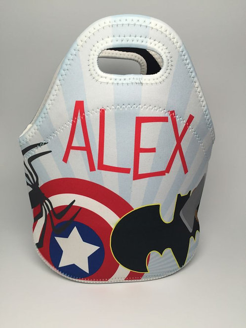 Avenger  - Personalized Lunch Tote