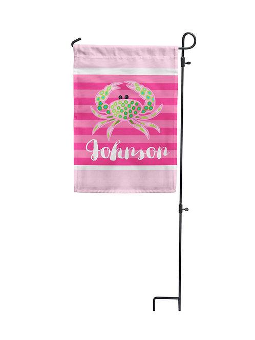 Crabby - Garden Flag