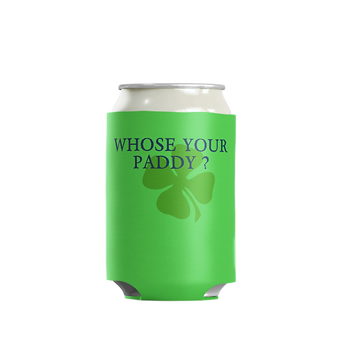 Paddy - Personalized Can Insulator Coolie