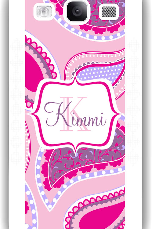 Paisley - Personalized Galaxy S3 Case