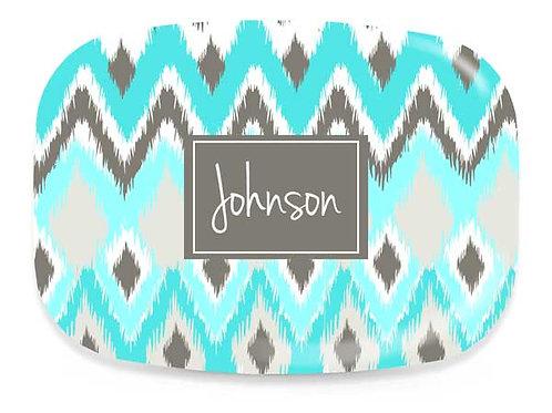 Mountain iKat  - Personalized Platter
