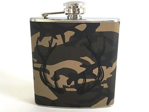 Stainless Steel Flask Item #ssf1002