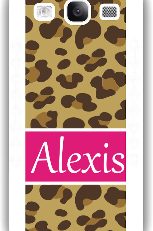 Cheetah - Personalized Galaxy S3 Case