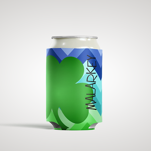 Malarkey - Personalized Can Insulator Coolie