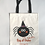 Thumbnail: Happy Spider - Personalized Canvas Halloween Tote