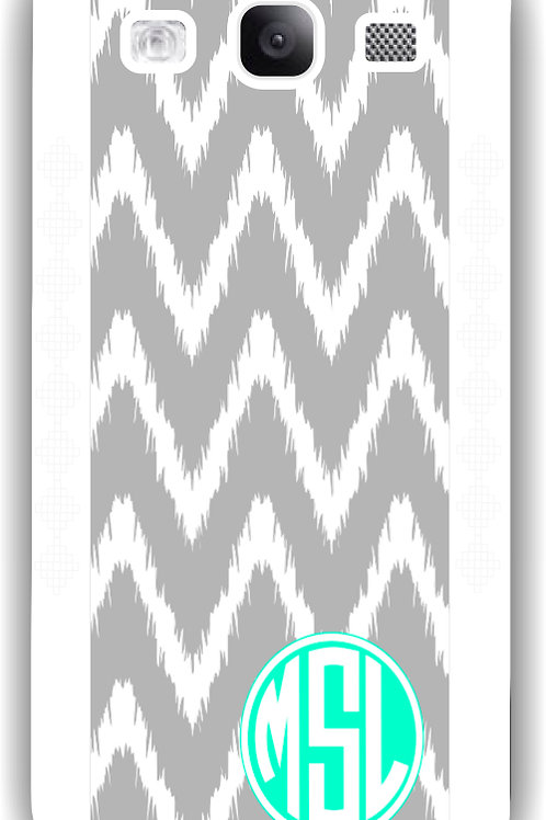 iKat Chevron - Personalized Galaxy S3 Case