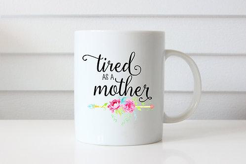 Mother - Ceramic Coffee Mug